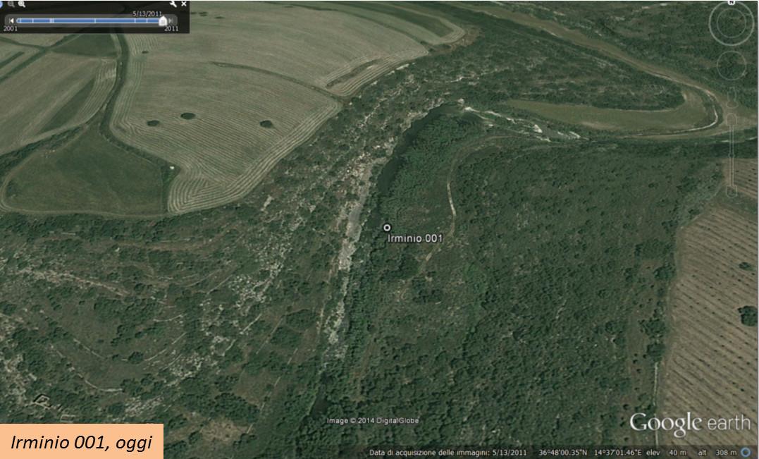 Area Irminio 1 dopo ripristino ambientale