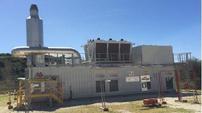 Cogeneratore centrale San Paolino